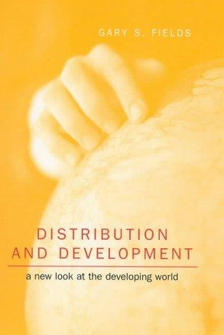 Image 0 of Distribution and Development: A New Look at the Developing World