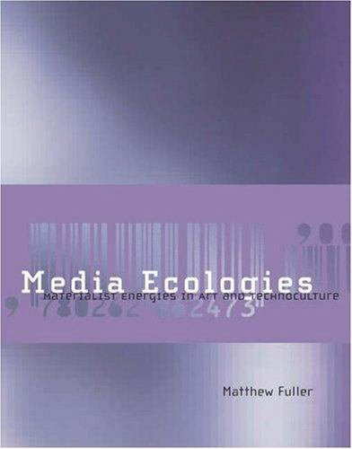 Download Media Ecologies