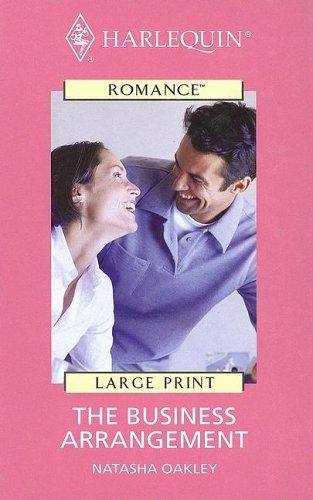 Harlequin Romance II – Large Print – The Business Arrangement (Harlequin Romance II – Large Print)
