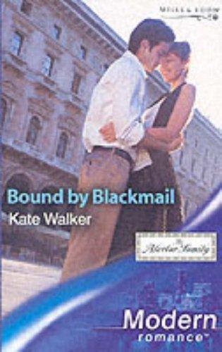 Bound by Blackmail (Modern Romance)