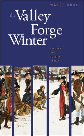 The Valley Forge winter by Wayne K. Bodle