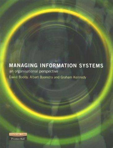 Download Managing Information Systems