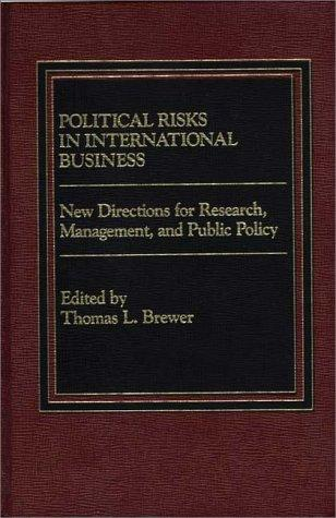 Download Political Risks in International Business