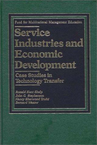 Service Industries and Economic Development