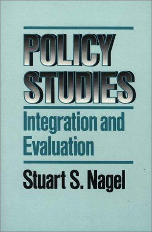Download Policy Studies