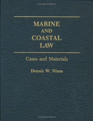 Download Marine and coastal law