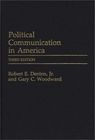 Download Political communication in America