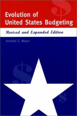 Download Evolution of United States Budgeting