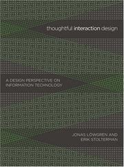 Thoughtful Interaction Design: A Design Perspective On Information Technology PDF Download