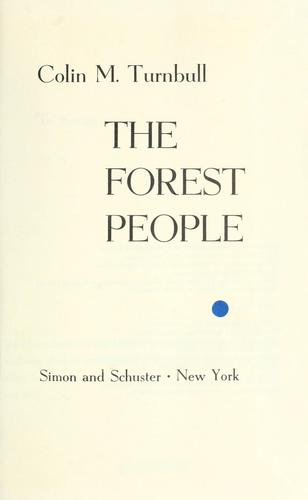 Download The forest people