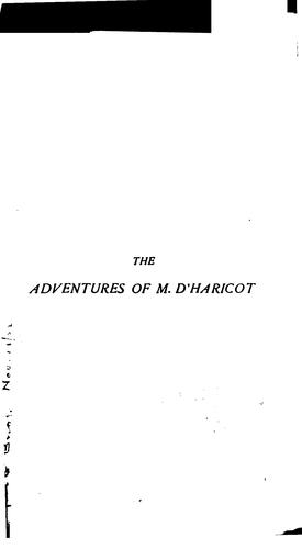Adventures of M. d'Haricot