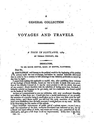 Download A general collection of the best and most interesting voyages and travels in all parts of the world