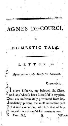 Agnes de-Courci