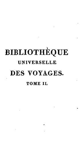 Download Bibliothèque universelle des voyages …