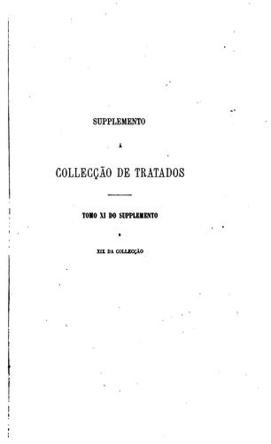 Download Collecção dos tratados