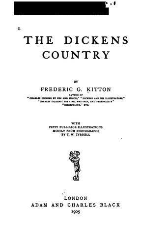 Download The Dickens country
