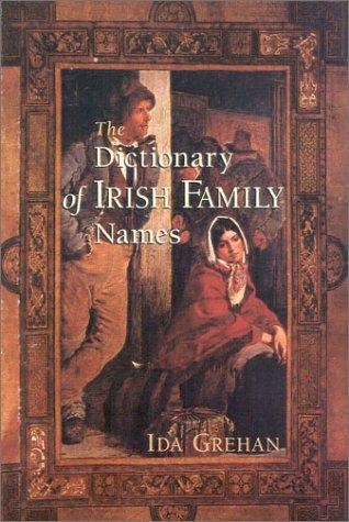 Download The Dictionary of Irish Family Names