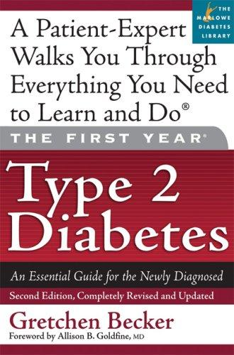 Download The First Year: Type 2 Diabetes