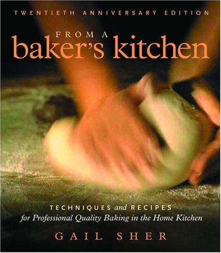 From a Baker's Kitchen