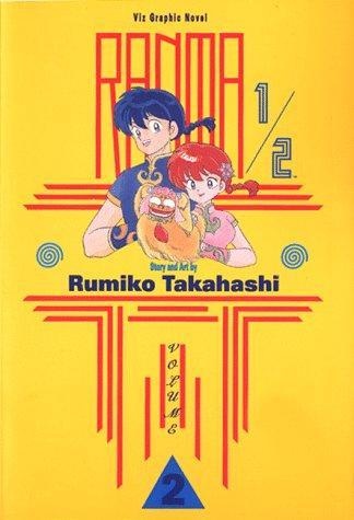 Ranma 1/2, Volume 2