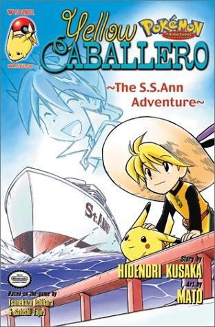 Pokemon Adventures: Yellow Caballero
