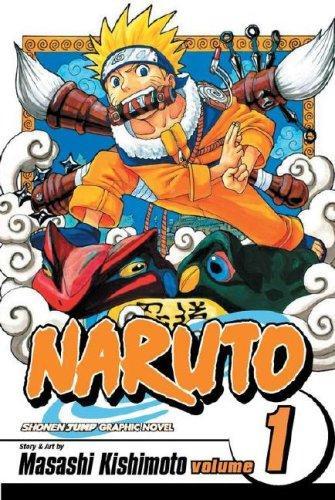 Download Naruto, Vol. 1