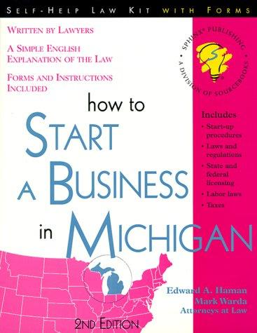 Download How to start a business in Michigan