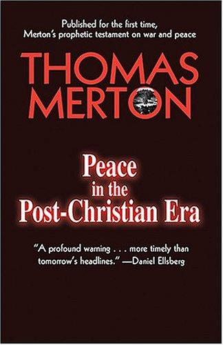 Download Peace In The Post-christian Era