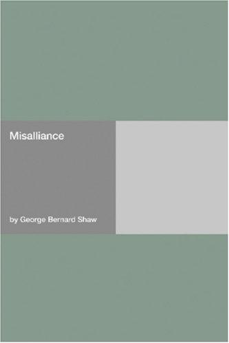 Download Misalliance