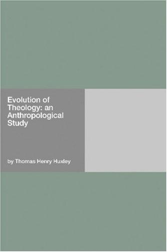 Evolution of Theology