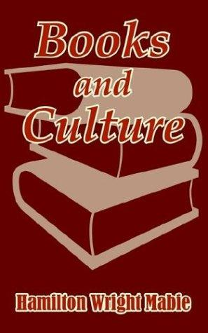 Download Books and Culture