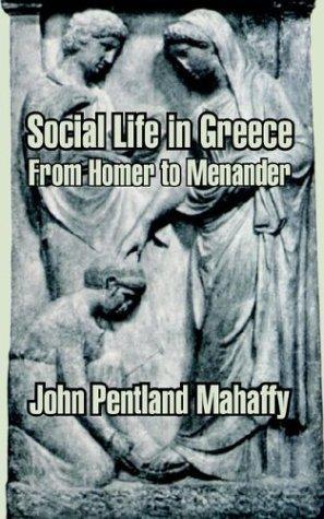 Social Life in Greece