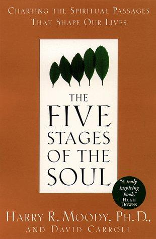 The 5 Stages of the Soul: Charting the Spiritual Passage that Shapes Our Lives book cover