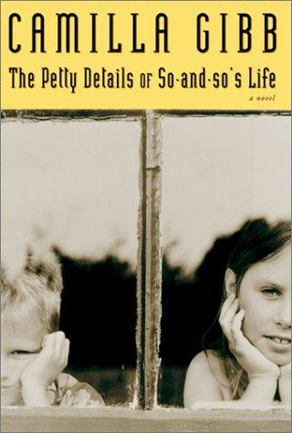 Download The petty details of so-and-so's life