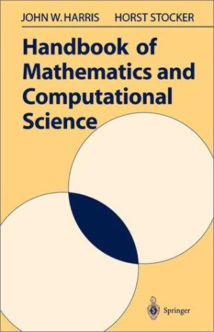 Image for Handbook of Mathematics and Computational Science