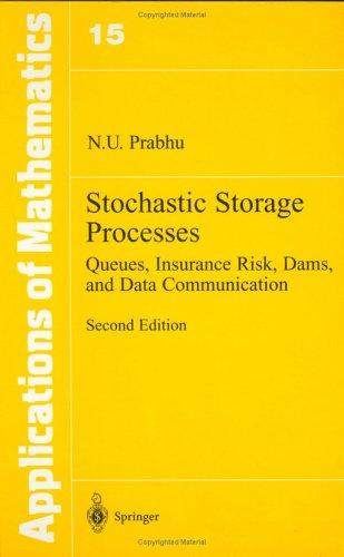 Download Stochastic storage processes