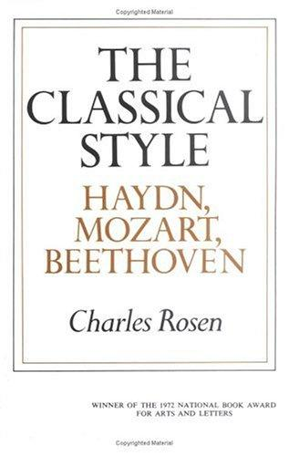 Download The classical style: Haydn, Mozart, Beethoven.