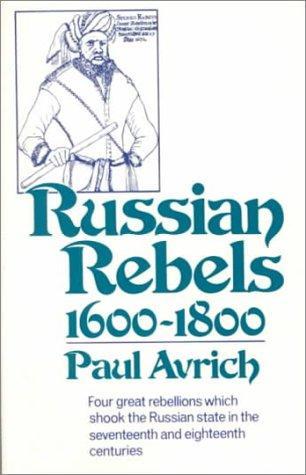 Download Russian rebels, 1600-1800