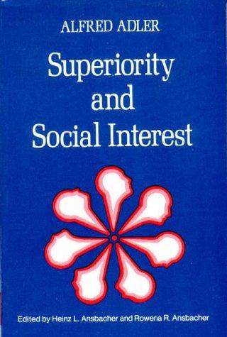 Download Superiority and social interest