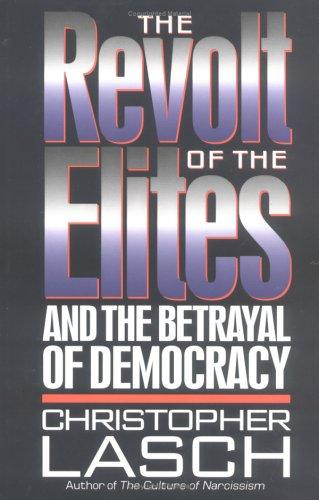 Download The revolt of the elites