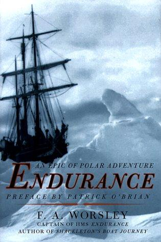 Endurance by Frank Arthur Worsley