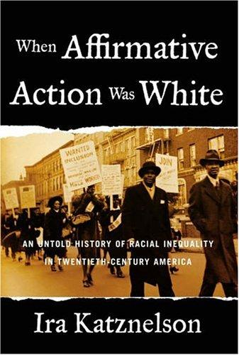Download When affirmative action was white