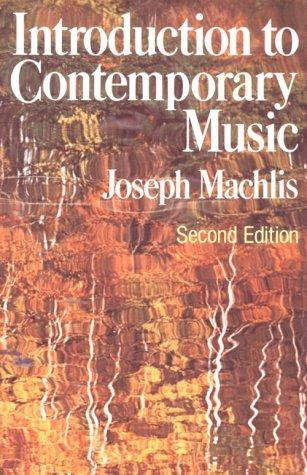 Download Introduction to contemporary music
