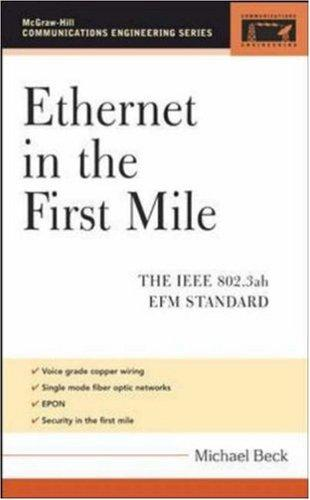 Ethernet in the First Mile (Communications Engineering)