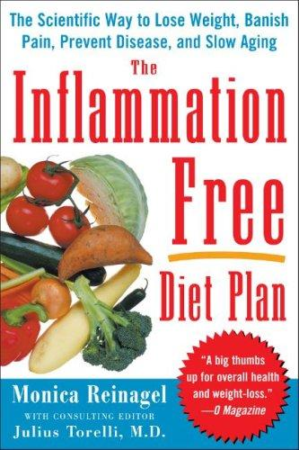 The Inflammation-Free Diet Plan (Lynn Sonberg Books)