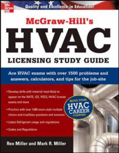 Download McGraw-Hill's HVAC Licensing Study Guide