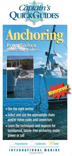 Anchoring (Captain's Quick Guides)