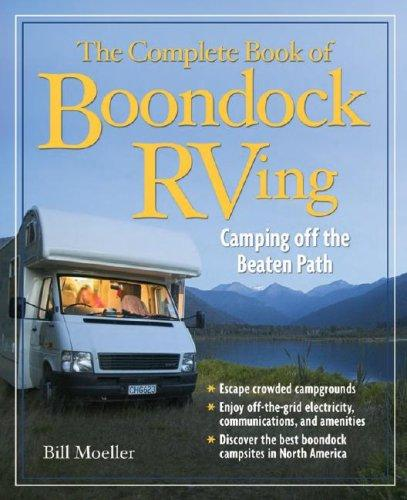 Download The Complete Book of Boondock RVing