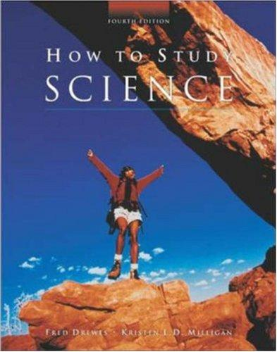 How to study science.