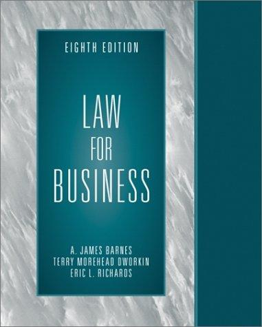 Download Law for business